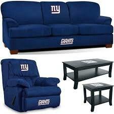 Superior New York Giants Living Room Furniture