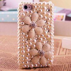 Handmade Bling Rhinestone Crystal Wedding Bridal Phone Cases