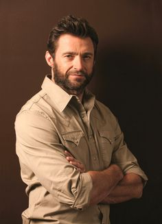 Hugh Jackman. The man just gets better looking each passing year!