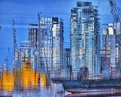 Vancouver Reflections.