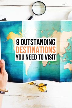Take your travel planning to the next level with these 9 Places worth visiting right now.  #traveltips #travelplanning