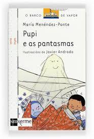 Desfruta das aventuras de Pupi. Primeiros lectores.