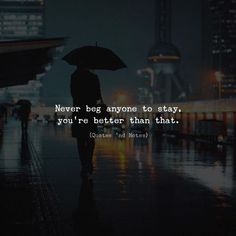 Sometimes you have to leave, not for ego but for self respect life quotes quotes quote ego self respect life quotes and sayings Ego Quotes, True Quotes, Motivational Quotes, Inspirational Quotes, Courage Quotes, Worth Quotes, Advice Quotes, Uplifting Quotes, Daily Quotes