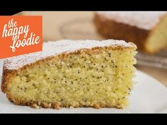 Who can refuse the classic combination of lemon and poppyseed? Not us! Especially with this simple recipe. This cake is perfect for an easy weekend bake and best enjoyed with a cup of tea.