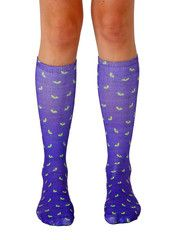 The coolest socks on planet Earth Thigh High Socks, Thigh Highs, Holiday Socks, Staring At You, Cat Eyes, Cool Socks, Cool Gifts, Different Styles, Hosiery