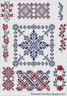 russian ornaments 1882