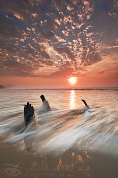 Liquid light, South Africa