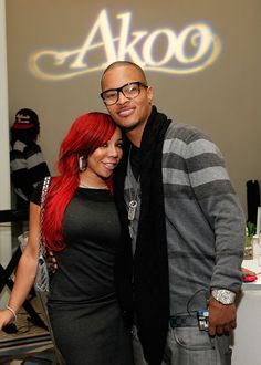 ti & tiny <--- my favorite couple! Love their REALationship! ♥