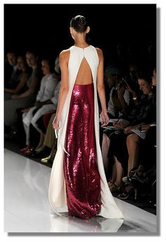 Surprise!     Chado Ralph Rucci Spring 2012 Collection   Ralph had a few surprises up his beautifully sculpted sleeves this season. He left ...