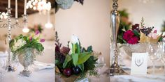I assisted Jenni Elizabeth at this beautiful winter Nooitgedacht wedding. Winter Wedding Decorations, Table Decorations, My Favorite Things, Projects, Beautiful, Home Decor, Log Projects, Blue Prints, Decoration Home