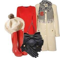 What to Wear - Snow Day