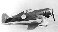 Picture of the Fokker D.XXI