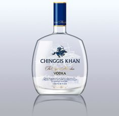 Mongolian Chinggis Khan vows to bring spirituality to vodka category | TheMoodieReport.com