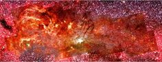 Mystery Gamma Ray Sources Coming from Milky Way Center