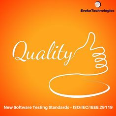 Read on to find out what the new Software Testing standards are all about and understand them better. #software #testing