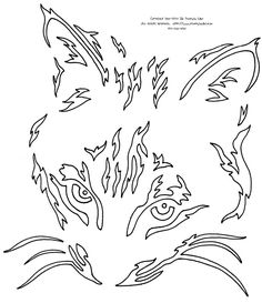 stencil designs free | Halloween Pumpkin Stencils, Pumpkin Carving Patterns | Pictures of ...