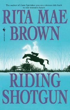 Riding Shotgun by Rita Mae Brown