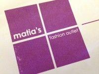 Matia's - multibrand fashion outlet Milan