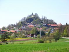 Parkstein - where we used to live in Germany before we moved on-base to Grafenwoehr