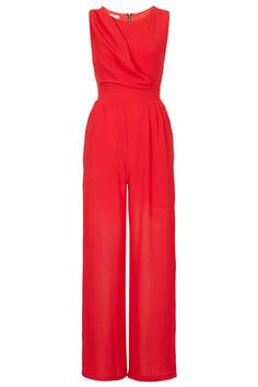 **Wide Leg Jumpsuit by Wal G - Playsuits & Jumpsuits  - Clothing