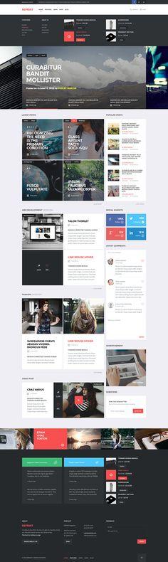 REPRINT on Web Design Served