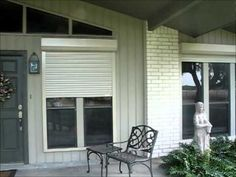 Motorized Security Shutters - Rolling Shutters - Austin, San Antonio, Houston, Dallas