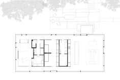 Floor plan of john lautner 39 s own home located in los - Olive garden colonial heights va ...