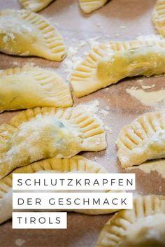 Viel Liebe, viel Butter: Tiroler Schlutzkrapfen selber machen
