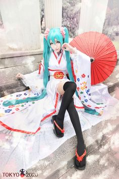 Mon(Mon❥小夢夢) Hatsune Miku Cosplay Photo - WorldCosplay