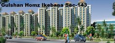 The residential township of Gulshan ikebana will be able to offer you with a choice of 2/3/4 BHK apartments all of which are located away from the polluted and noisy streets of the city.