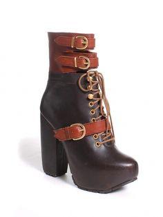 MiistaBrown Andee Boots