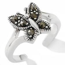 toe rings designs in silver ile ilgili görsel sonucu