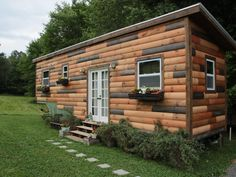 13 Cool Tiny Houses on Wheels >> http://www.hgtv.com/remodel/interior-remodel/cool-tiny-houses-on-wheels-pictures?soc=pinterest