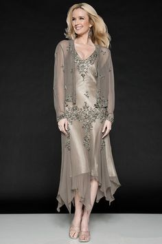 Cheap second hand wedding dresses short wedding dress and unique wedding dresses on DHgate.com. equisite v-neck mother of the bride dresses with sleeves jacket plus size women dress tea-length embroidery chiffon wedding party gowns sa1 sold by llyanqing666 are quality guaranteed.