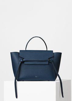 Celine Mini Belt bag in Grained Calfskin - Fall / Winter Collection 2016 | CÉLINE $2400