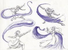 Manga Drawing Tips Katara by - Drawing Base, Manga Drawing, Figure Drawing, Cartoon Drawings, Art Drawings, Art Du Croquis, Sketch Poses, Avatar The Last Airbender Art, Poses References