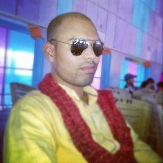 New look at Friends sister marriage  #new #pic #marriage  #celebration #party  #Lumia730 #awesome  Pic courtesy: Sai Santhosh #Photography at Balkonda in Arun's Sister Shravya Marriage  -kesaribabu
