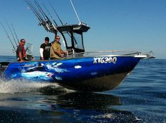 ALLY BOATS CUSTOMISED Ocean Fish Boats Awsome quality great service