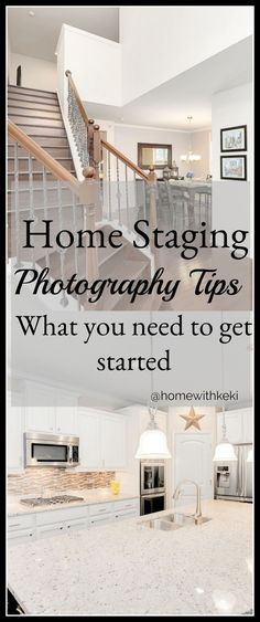 Home Staging: Photography Tips for Home Stagers Selling Home By Owner, Selling Your House, Home Improvement Projects, Home Projects, Home Renovation, Home Remodeling, Home Staging Tips, House Staging Ideas, House Ideas