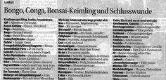 Jugendsprache - Een artikel uit het blad Kurier.