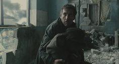 """Children of Men""  Dir. Alfonso Cuaron  DoP. Emmanuel Lubezki"