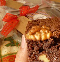 Brownie con nueces :)