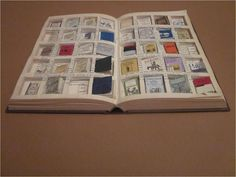 Miniature books within a book.  Wow.