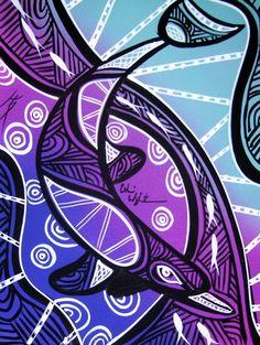 Colin Wightman Aboriginal Art