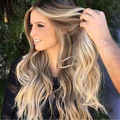 "6,007 Likes, 46 Comments - Balayage + Business Training (@mastersofbalayage) on Instagram: ""Victoria Secret Blonde ❤️ By @evandro_goncalves1"""
