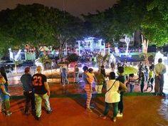 Roberto Salcedo llama a la familia dominicana acudir al parque de luces de SDE