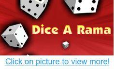 Dice-A-Rama (Mac) [Download] Buy Dice, Mac Games, Mac Download, Video Game Reviews, Video Games, Playing Cards, Coding, Videogames, Playing Card Games