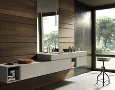 INFINITY bathroom, morning rise. www.modulnova.it #designhome #designbath…