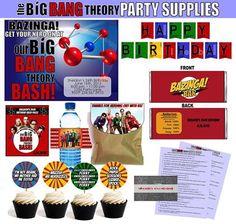 Top Big Bang Theory Party Ideas