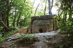 25,000 Year Old Buildings Found In Russia? The Mysterious Dolmens And Megaliths Of The Caucasus    In Russia, in the Caucasus mountains, there are hundreds of megalithic monuments.  . All these megalithic dolmens you see below in the pictures are dated from 10,000 years to 25,000 years ago, according to the website Kykeon.   Other archaeologists put the age of these megalithic structures at 4000 to 6,000 years old.